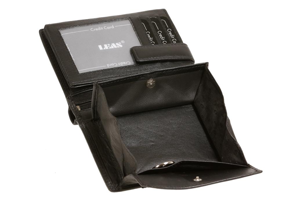 4814c81f042141 Wiener Schachtel Geldbörse Portmonee Geldbeutel Herren Portemonnaie Damen  Schuettelboerse für Münzen mit Geheimfach und RFID Schutz