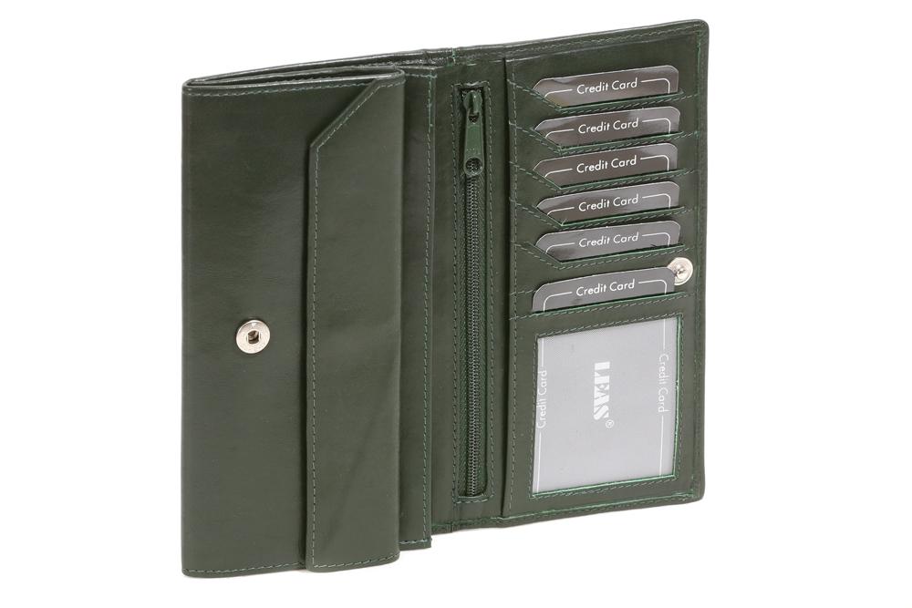 dc43f7de486ad Leas-Leder - Damenlangbörse    -portemonnaie LEAS in Echt-Leder ...